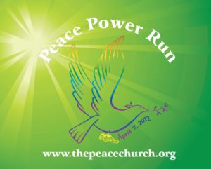 Peace Power Run: April 7, 2012